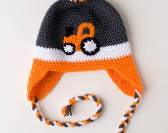 a36f33f1656 Tractor Hat for Babies and Toddlers