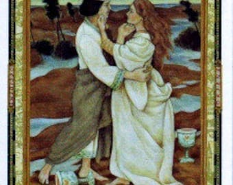 Does He/She Secretly Think of Me? - A One Card Love Romance, relationships Tarot Reading