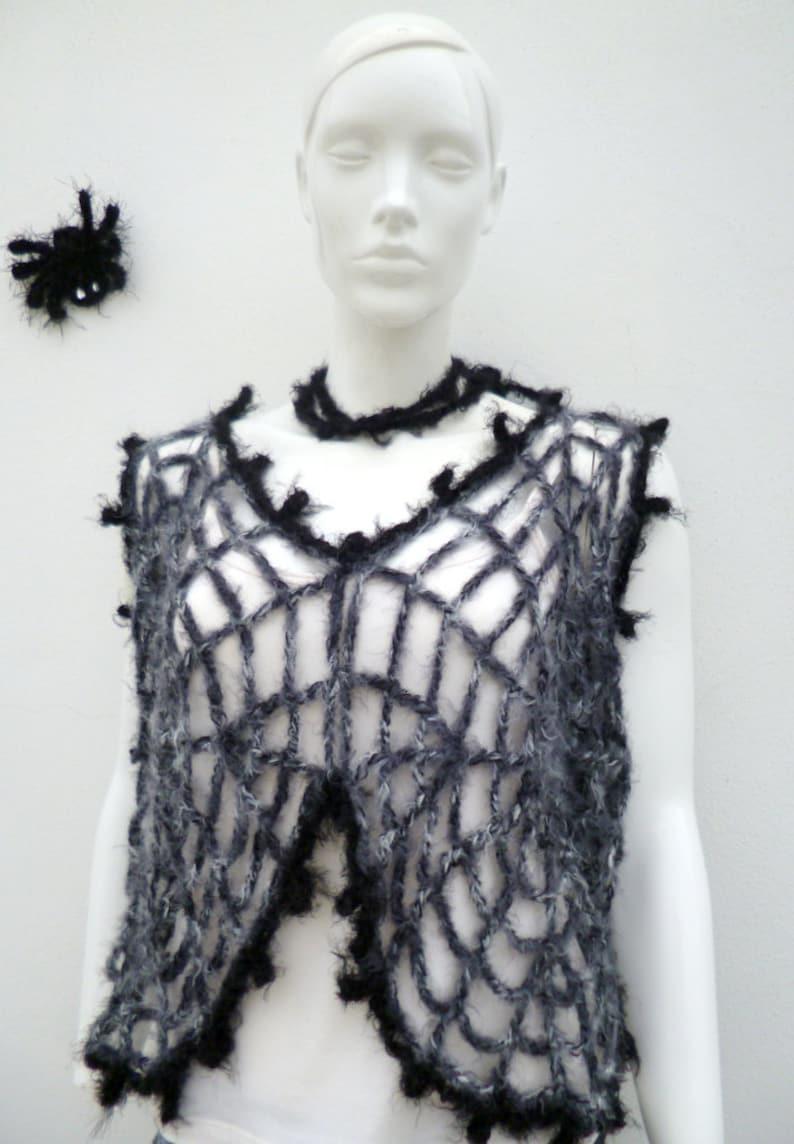 c7eff325412d1 Halloween Costume Women Gray Spiderweb Cape Halloween Clothes Charlotte's  Web Spider Costume Spooky Cute Halloween Clothing