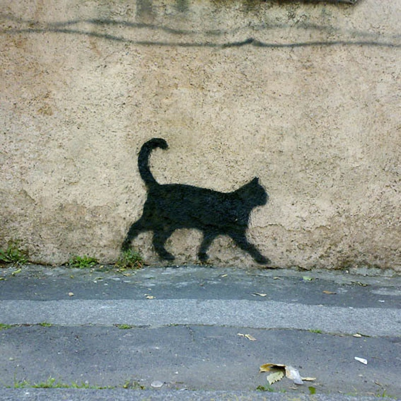 Berlin Street Art  Canvas Print image 0