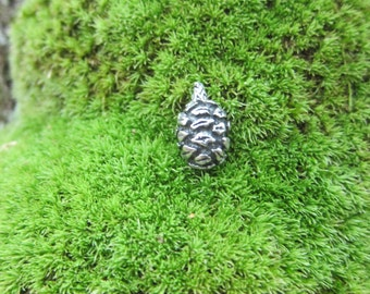 Redwood Cone Lapel Pin  CC461  Red Wood Pine Cone, Pine Cones, Coniferous  Trees, Tree Pins