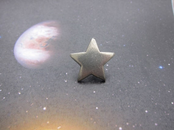 Star Lapel Pin  Cc173  Star, Recognition, Outstanding Pins by Etsy