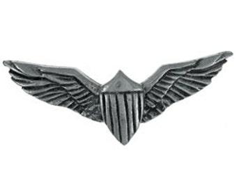 Pilot Wings Lapel Pin- CC497- Aviation Pins