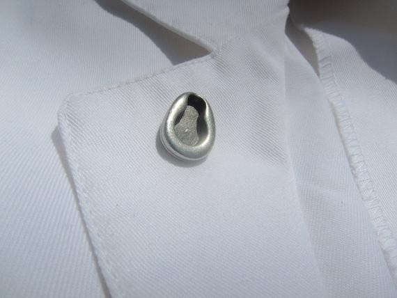Jim Clift Design Bed Pan Lapel Pin