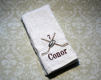 Personalized Hockey Sport Towel ST013