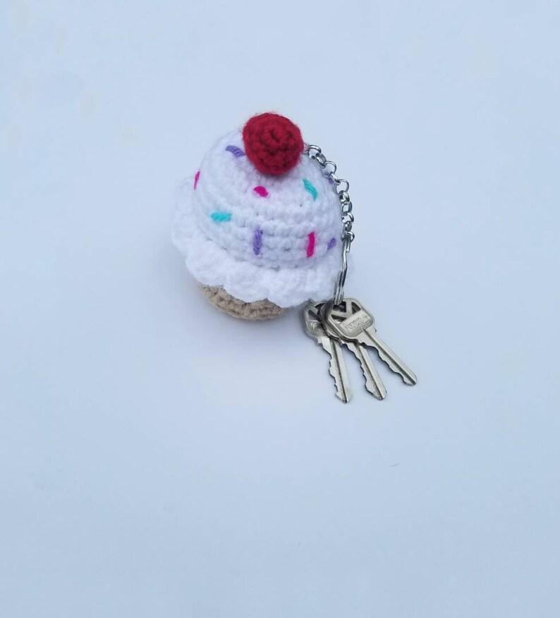 Profumato Alluncinetto Cupcake Key Chain Profumato Etsy