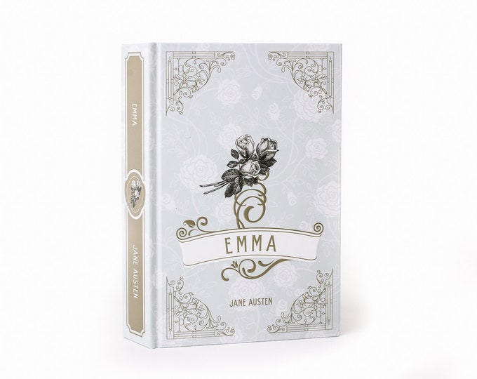 Featured listing image: Hollow Book Safe - Emma by Jane Austen