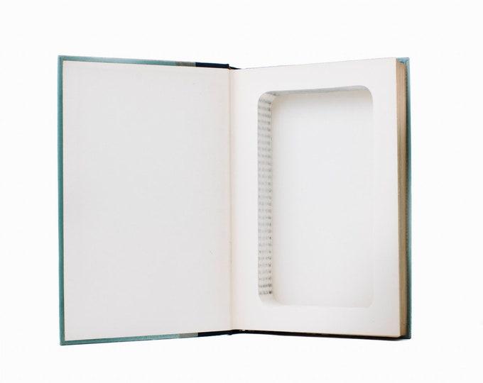 Hollow Book Safe - Requiem for a Nun - WILLIAM FAULKNER- Vintage (1959)