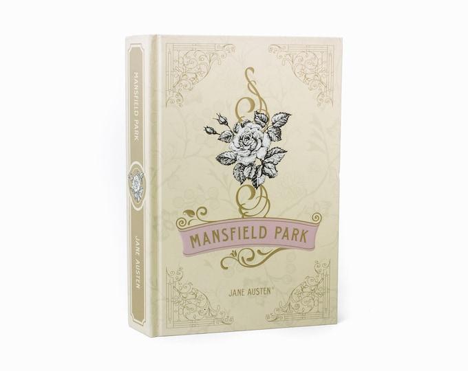 Hollow Book Safe - Manfield Park by Jane Austen