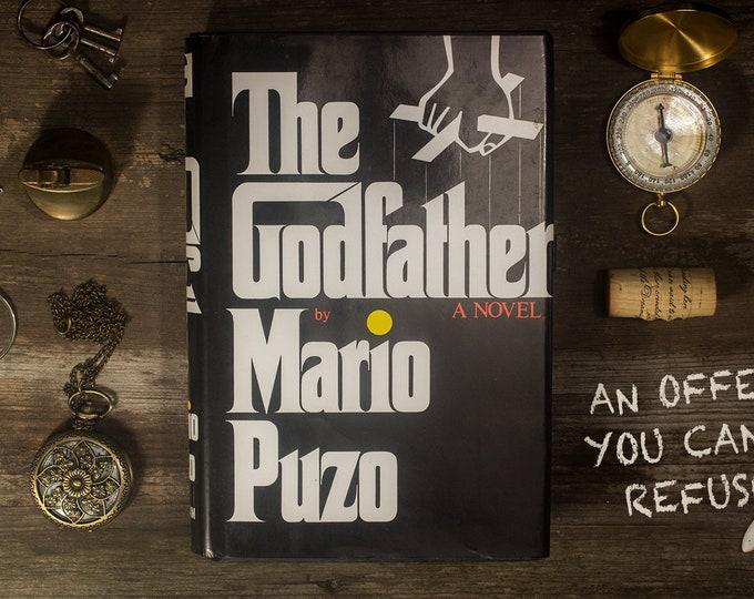 Hollow Book Safe –The Godfather - Mario Puzo