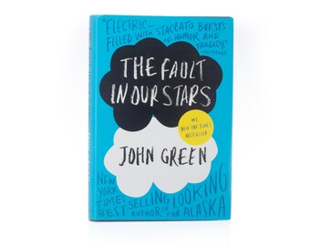 Hollow Book Safe - The Fault in Our Stars - John Green