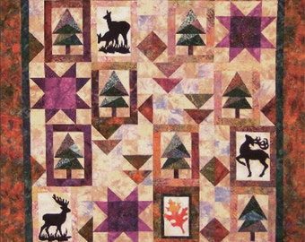 Seasons of Change Quilt Pattern