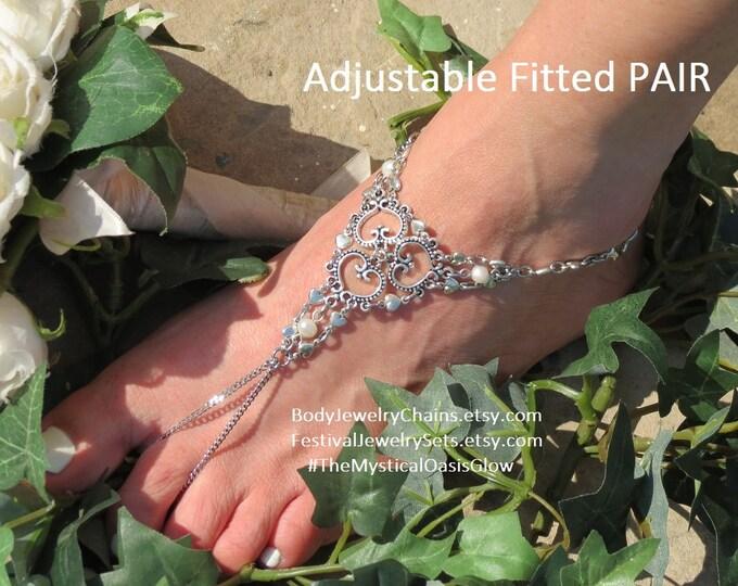 No Nickel foot Sandals