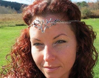 chain headpiece circlets
