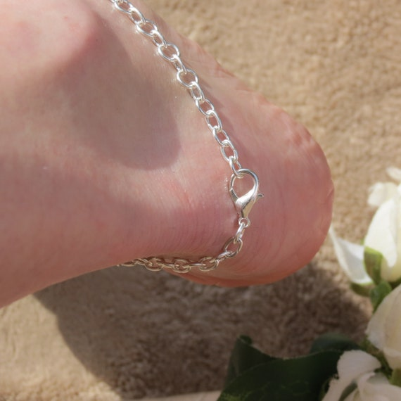 chain sandals wedding jewelry Aztec the barefoot Sandals beach sandals Barefoot Mayan Mayan anklets jewelry beach on foot barefoot 5xqg6RTnAw