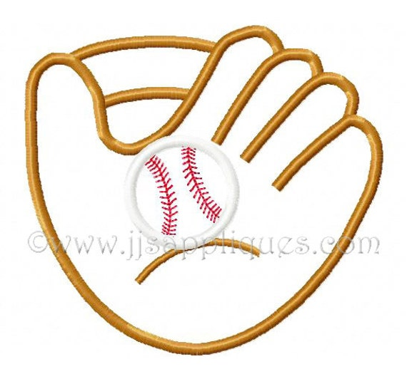 Instant Download Baseball Embroidery Applique Designs Sports Etsy