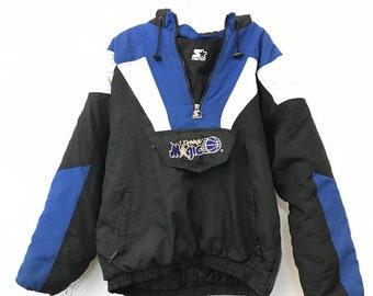 f6ed0b26fb1 XL Orlando Magic NBA Starter Jacket listing 8017