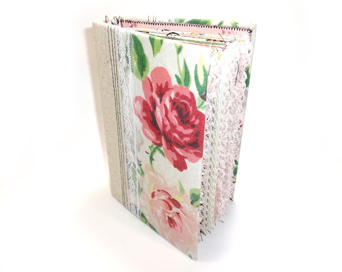 Handmade Double Signature Junk Journal #34