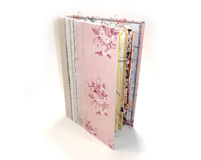 Handmade Double Signature Junk Journal #21