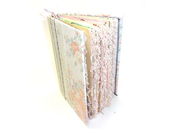 Handmade Single Signature Junk Journal #28