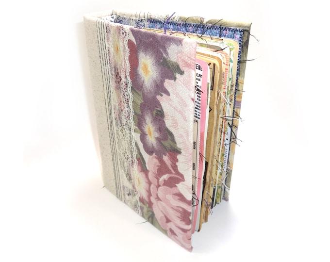 Handmade Double Signature Junk Journal #22