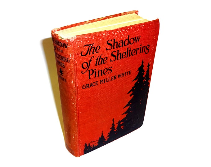 Handmade Double Signature Junk Journal #40- The Shadow Of the Sheltering Pines - PRE-ORDER