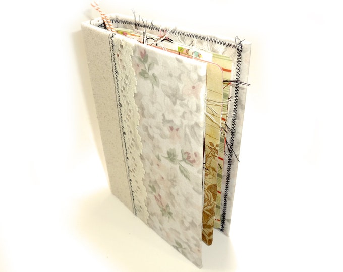Handmade Single Signature Junk Journal #33