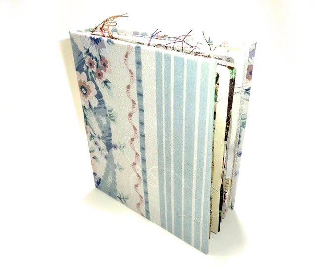 Handmade Single Signature Junk Journal #20