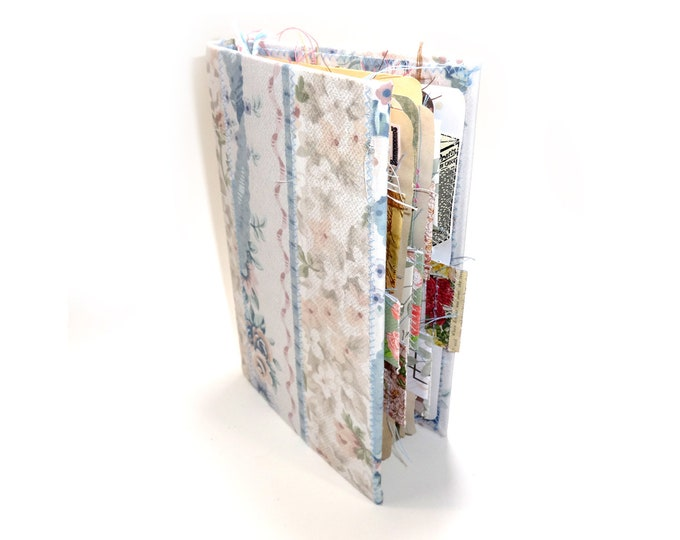 Handmade Single Signature Junk Journal #23