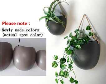 Wall Planter Etsy
