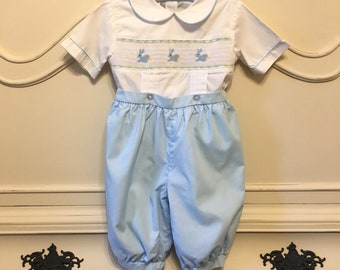 a8df0f256 Smocked suit