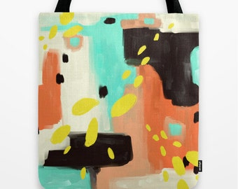 732bdd41df Modern art tote bag