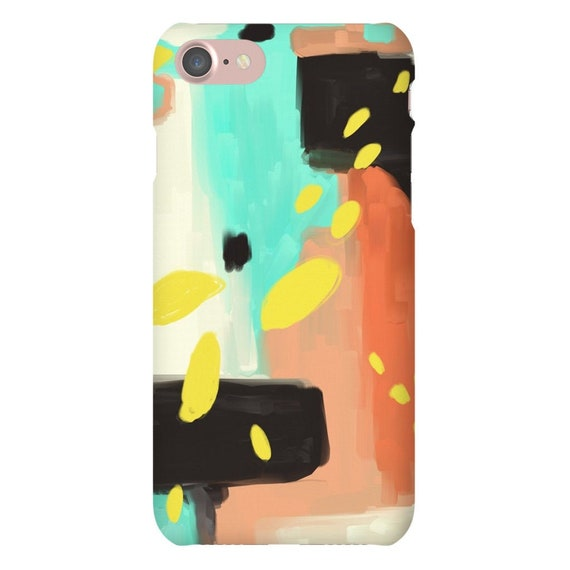 Trendy Abstract Case