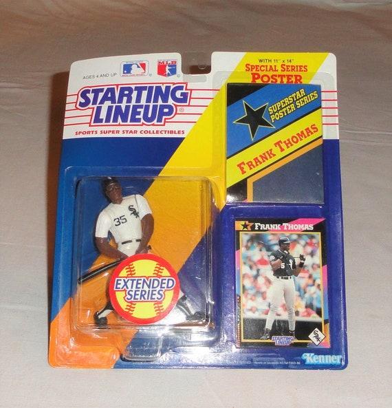 Frank Thomas Starting Lineup SLU Extended Series 1992 Action Figure~Unopened