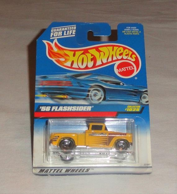 Yellow #1028 Hot Wheels 1998 /'56 Flashsider