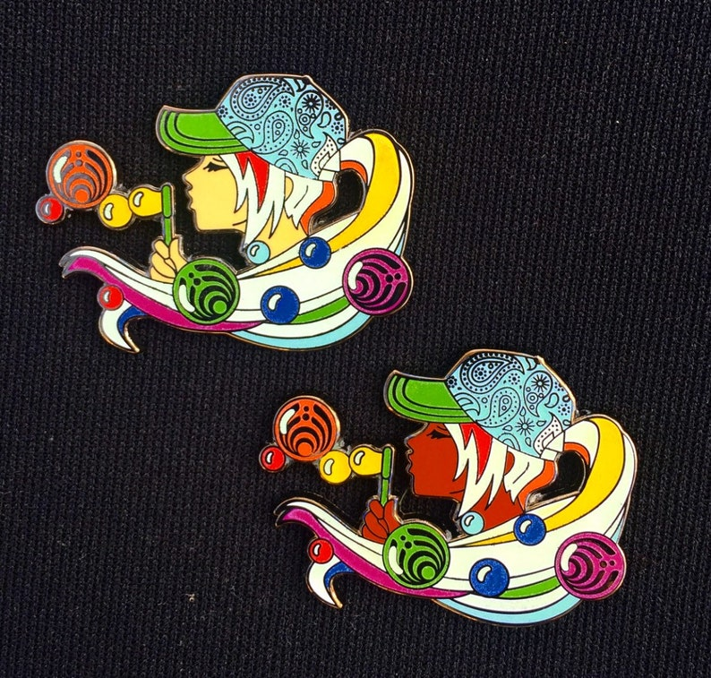 67421685fd7 BassBubbles bassnectar hat pin