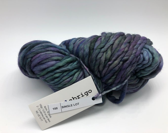 Malabrigo Rasta Yarn,  Super Bulky Merino Wool, Single Lot, Merino Wool