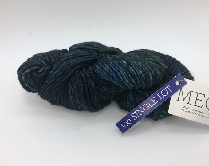 Malabrigo Mecha Yarn, Bulky, 100% Merino Wool, Single Lot