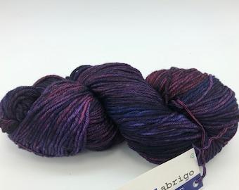 Malabrigo Rios Yarn + Hat Knitting Pattern - Worsted- 100% Merino Wool - no dye lot