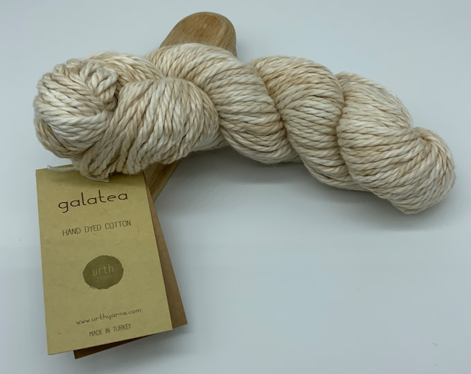 URTH Galatea Yarn, Bulky weight, 100% Cotton, Hand dyed