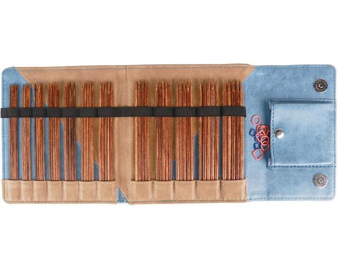 "Knitter's Pride-Ginger Double Pointed Needles Set, 6""(15 cm) needles, sock needle set"