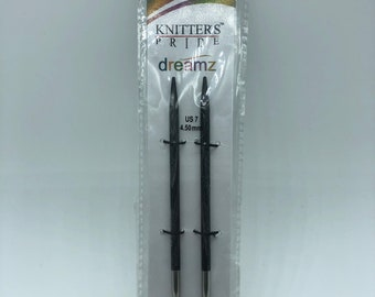 Knitter's Pride Dreamz Interchangeable Circular Needles,  US 7(4.5mm) Needle Cord NOT included