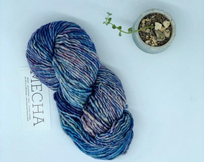 Malabrigo Mecha Yarn, Bulky, 100% Merino Wool, Arapey