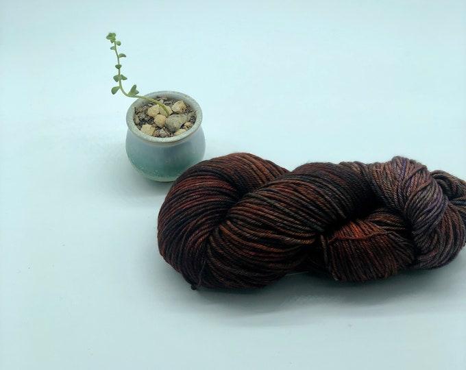 Malabrigo Rios Yarn + Hat Knitting Pattern, Worsted- 100% Merino Wool, no dye lot