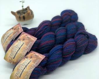 Cascade Yarns - Alpaca lace paints - color no 9379