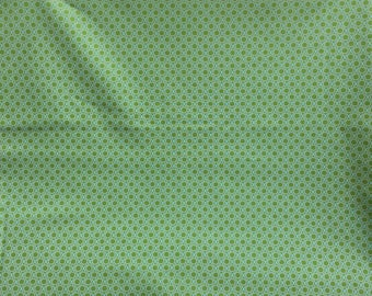 Quilting Cotton: Anna Maria Horner AH 45 Loulouthi Hugs and Kisses in Apple - One yard cut