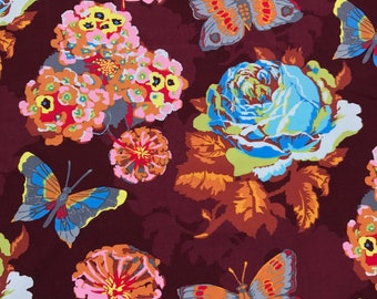 Anna Maria Horner Loulouthi AH38 Clippins in Glow - 1 yard cut