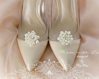 Pearl shoe clips  6a3e75bf01b5