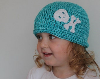 Crochet Bandana Hat with Neck Covering - INSTANT DOWNLOAD PDF from Thomasina Cummings Designs