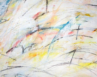 CA 3, 2-20-12,  (abstract, white yellow blue red)